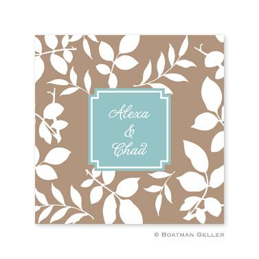 Coaster - Silo Leaves