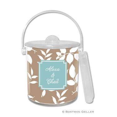 Ice Bucket - Silo Leaves