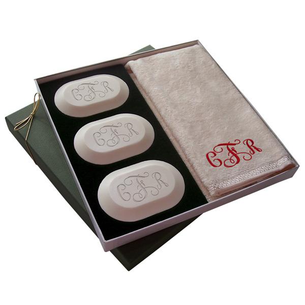 Original Luxury Gift Set: Monogram